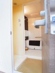ライオンズマンション代々木 浴室