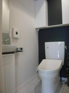 高輪ロイヤルマンション トイレ