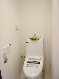 目黒セントラルマンション トイレ