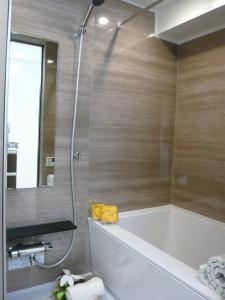 目黒セントラルマンション バスルーム