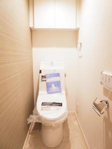 秀和都立大レジデンス  トイレ