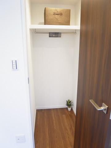 柿の木坂東豊エステート 洋室1 ウォークインクローゼット