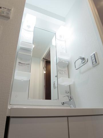 柿の木坂東豊エステート 洗面台