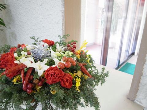 柿の木坂東豊エステート エントランス