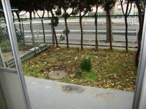 千歳船橋ビューグリーン 専用庭