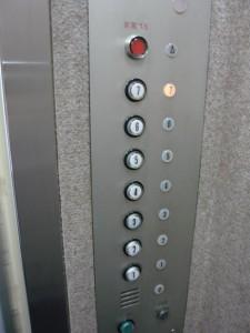 ハイマート早稲田 エレベーター