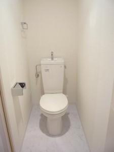 旗の台サマリヤマンション トイレ