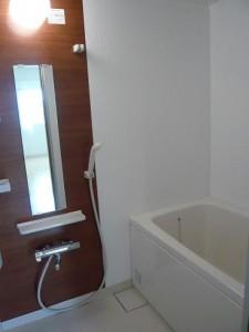 旗の台サマリヤマンション バスルーム