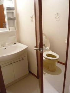 ドルミ五反田ドゥメゾン 洗面・トイレ