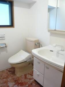 フォーディアル南池袋 トイレ・洗面