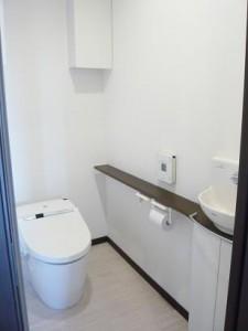 千駄ヶ谷セントラルハイツ トイレ