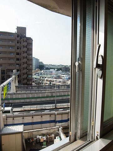 カーサ池尻 LDK 窓