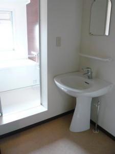 永谷リヴュール新宿 洗面・バスルーム