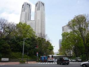 永谷リヴュール新宿 東京都庁
