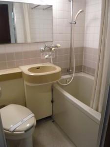 グランパレス南麻布仙台坂 バストイレ