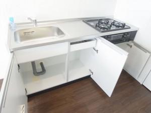 中目黒コーポラス キッチン