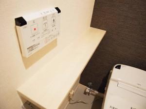シャトレ市ヶ谷   トイレ