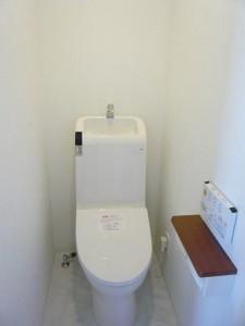 ライオンズマンション白金第三 トイレ