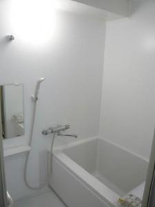 メゾン・ド・エビス バスルーム