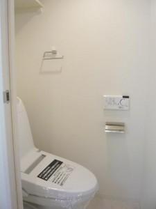 大井町ハイツ トイレ