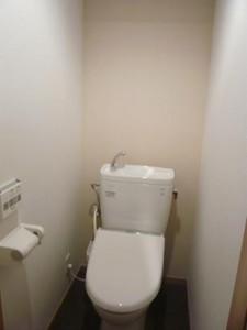 キクエイパレス自由が丘 トイレ