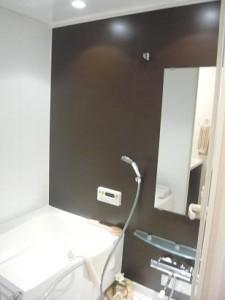 自由が丘スカイハイツ バスルーム