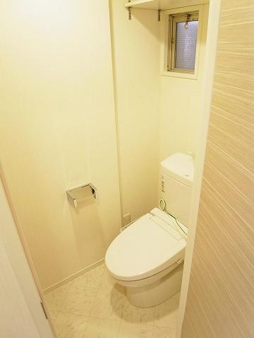 自由ヶ丘スカイハイツ トイレ