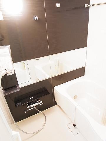 自由ヶ丘スカイハイツ バスルーム