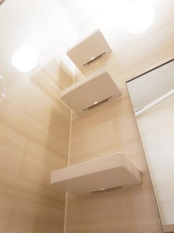 大井町ハイツ バスルーム
