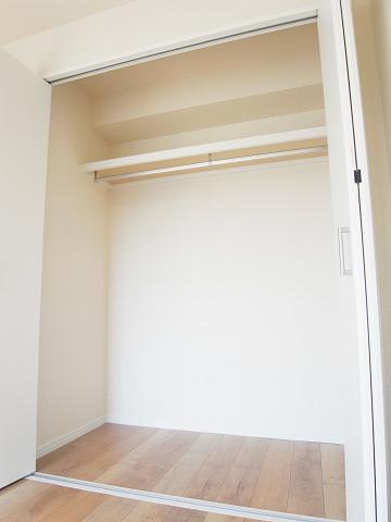 大井町ハイツ 洋室2 クローゼット
