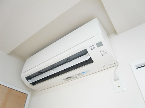 大井町ハイツ 洋室1 エアコン