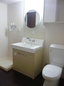 ハイマート渋谷神泉 洗面・トイレ
