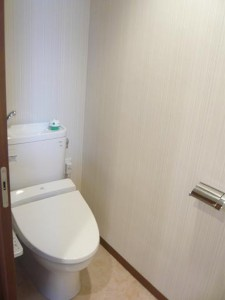 秀和築地レジデンス トイレ