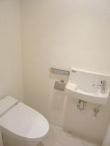 小堀自由が丘マンション トイレ