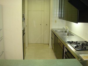 フラット緑ヶ岡 キッチン