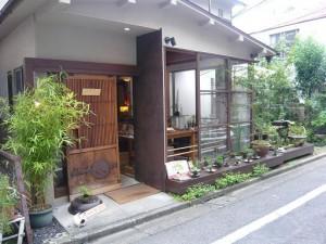 ソフトタウン代々木 カフェ