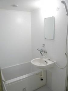 中銀若林マンシオン 洗面・バスルーム