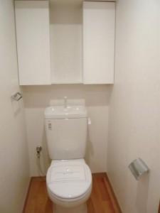 中銀若林マンシオン トイレ