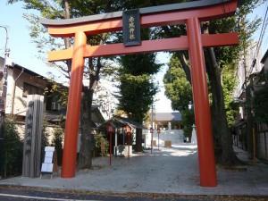 神楽坂ハウス 赤城神社