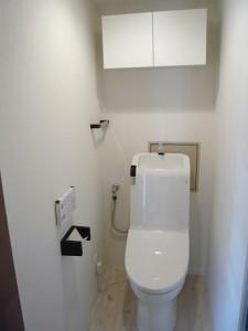 上目黒マンション トイレ