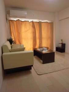 神楽坂ハウス 約6.2帖の洋室