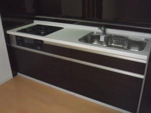 二子玉川ロイヤルマンション キッチン