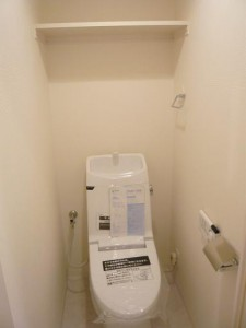 イトーピア六本木 トイレ