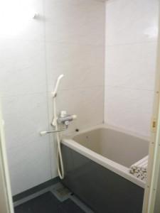 二子玉川ロイヤルマンション バスルーム