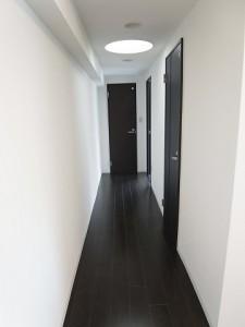 アクト飯倉 廊下