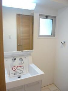 ハイライフ恵比寿 洗面室