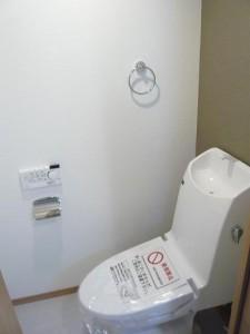 ハイライフ恵比寿 トイレ