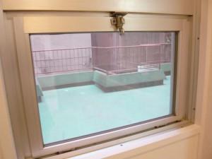 ハイライフ恵比寿 キッチン窓