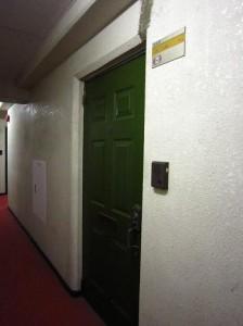 インペリアル赤坂フォーラム 玄関ドア