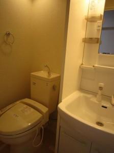 インペリアル赤坂フォーラム 洗面・トイレ
